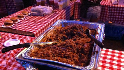 Bloomington Restaurant - Smokin' Jack's Rib Shack Catering 1