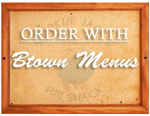 Bloomington BBQ Ribs - Btown Menus