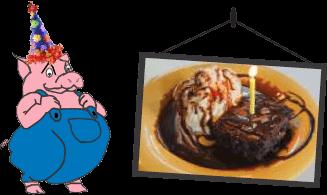Smokin Jacks Kids Birthday Club